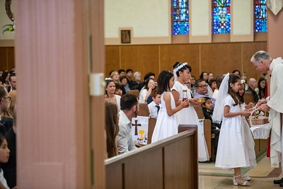 180520 Incarnation Catholic Church 1st Communion-50