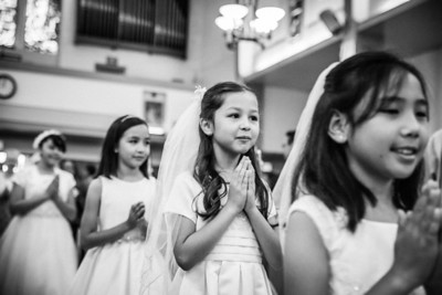 180520 Incarnation Catholic Church 1st Communion-17