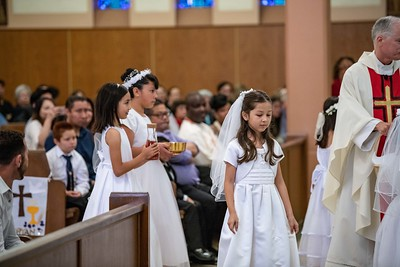 180520 Incarnation Catholic Church 1st Communion-51