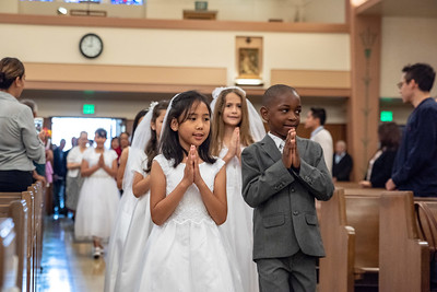 180520 Incarnation Catholic Church 1st Communion-15