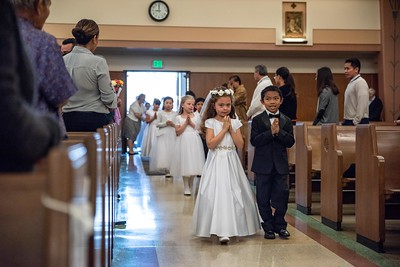 180520 Incarnation Catholic Church 1st Communion-5