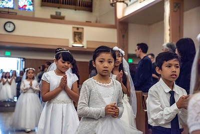 180520 Incarnation Catholic Church 1st Communion-10