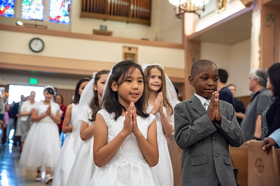 180520 Incarnation Catholic Church 1st Communion-16
