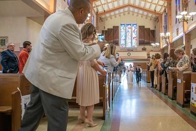 190511 Incarnation 1st Communion_10am Mass-3