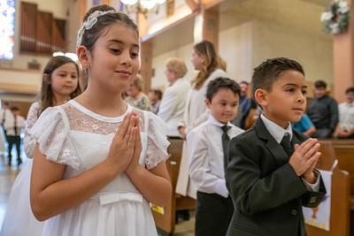190511 Incarnation 1st Communion_10am Mass-10