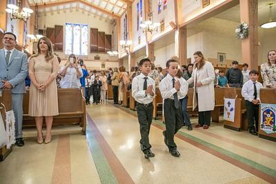 190511 Incarnation 1st Communion_10am Mass-23