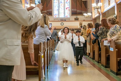 190511 Incarnation 1st Communion_10am Mass-13