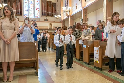 190511 Incarnation 1st Communion_10am Mass-22