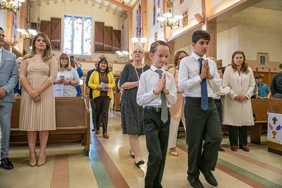 190511 Incarnation 1st Communion_10am Mass-27
