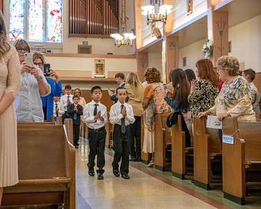 190511 Incarnation 1st Communion_10am Mass-20