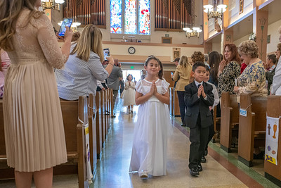 190511 Incarnation 1st Communion_10am Mass-8