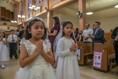 190511 Incarnation 1st Communion_1230pm Mass-7