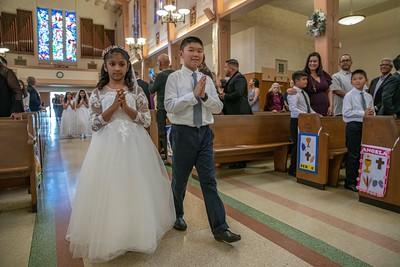 190511 Incarnation 1st Communion_1230pm Mass-26