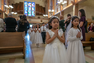 190511 Incarnation 1st Communion_1230pm Mass-6