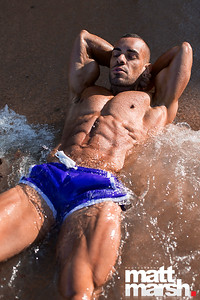 Beach Shoot by Matt Marsh Photography