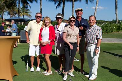 Mike and Karen Grimm, Maureen and Dick Cantera , Jim and Vicki Capadona