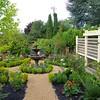 Formal Flower Garden