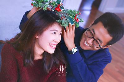 Christmas - Lena & Likun