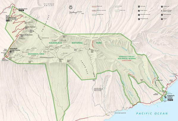 haleakala-map