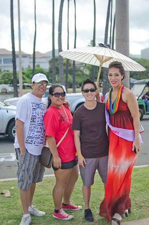 Honolulu Pride 2012