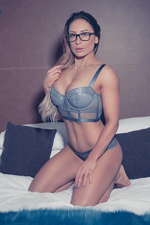 Hannah Fitness Model