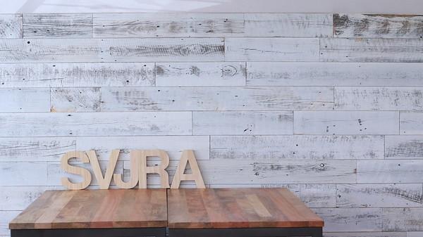 Jiaren Family SVJRA sign & brand