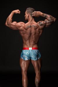 Josh Blue by Matt Marsh