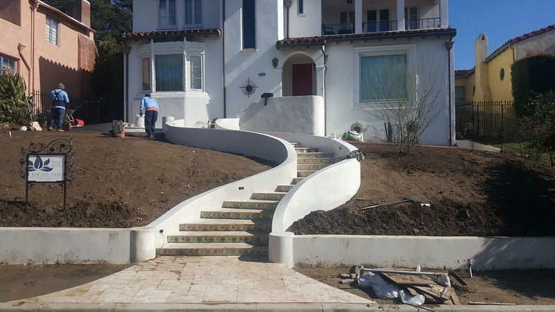 Design & Installation by Sacred Space Garden Design Inc.