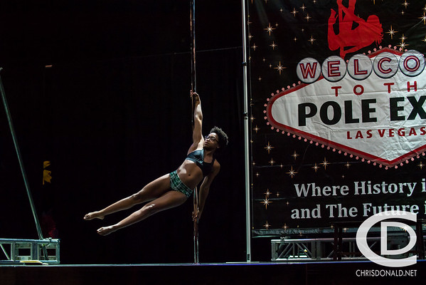 Pole Classic Rehearsals