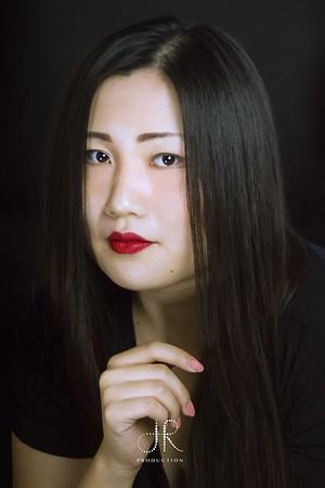 Portrait - rebecca