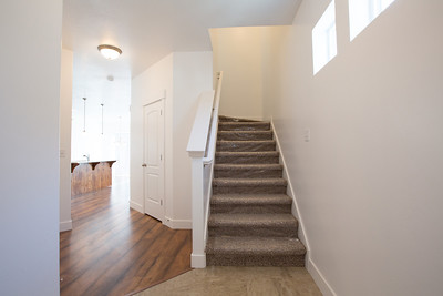 entry way/stairs