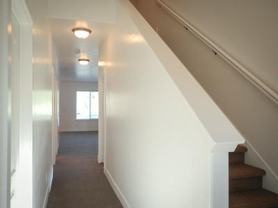 Entryway/Main Floor Hall