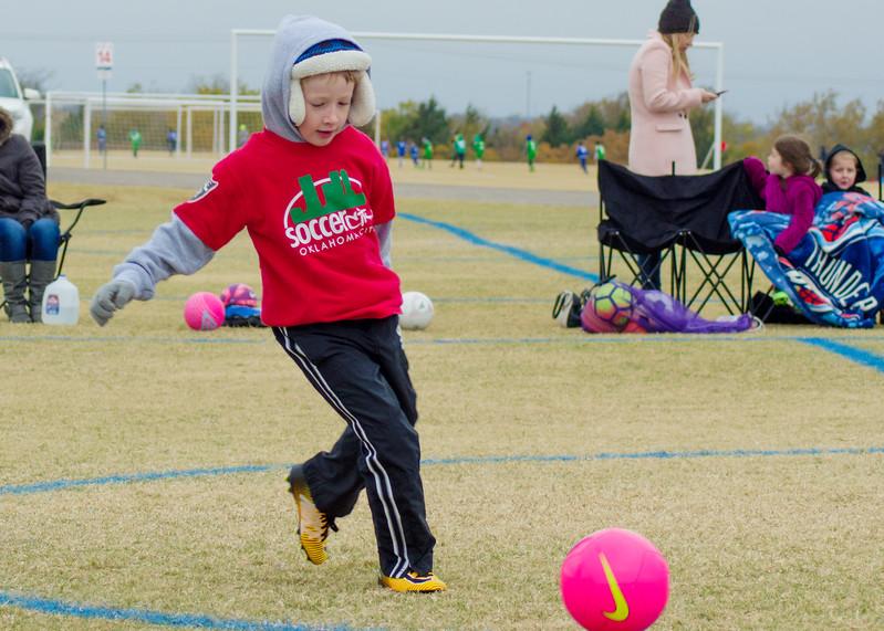 11 11 17 Shin Kickers Game 11 11-43