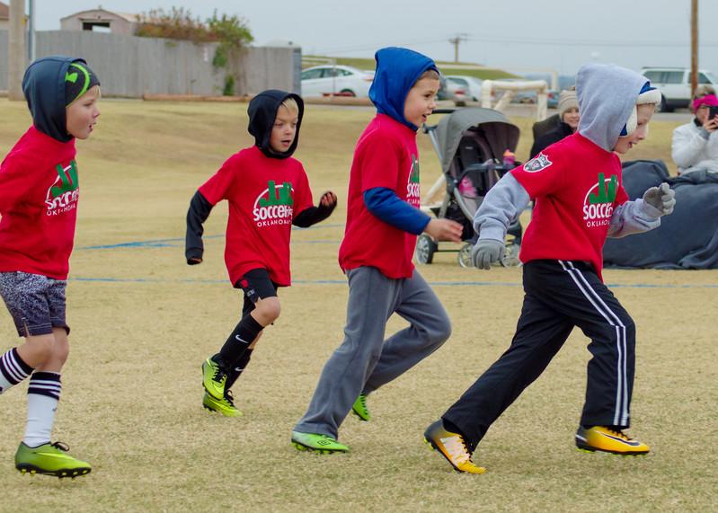 11 11 17 Shin Kickers Game 11 11-42