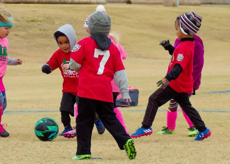 11 11 17 Shin Kickers Game 11 11-11