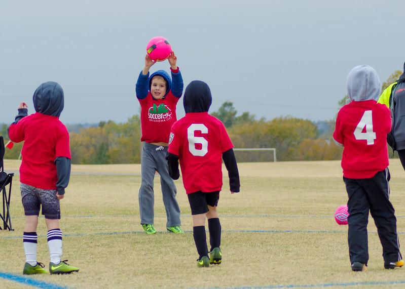 11 11 17 Shin Kickers Game 11 11-49
