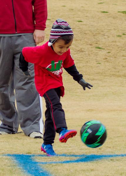 11 11 17 Shin Kickers Game 11 11-5