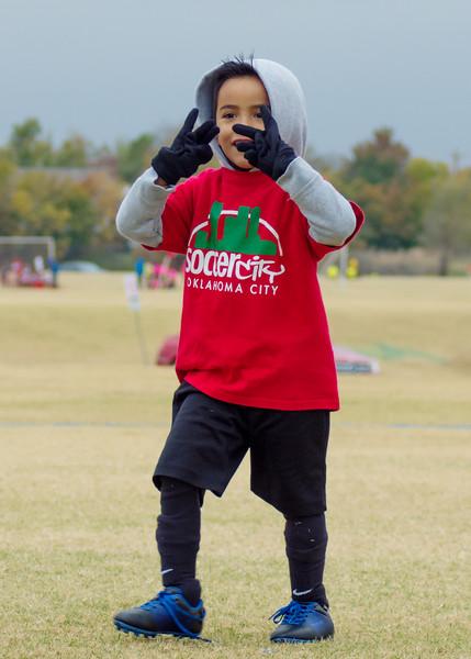 11 11 17 Shin Kickers Game 11 11-46