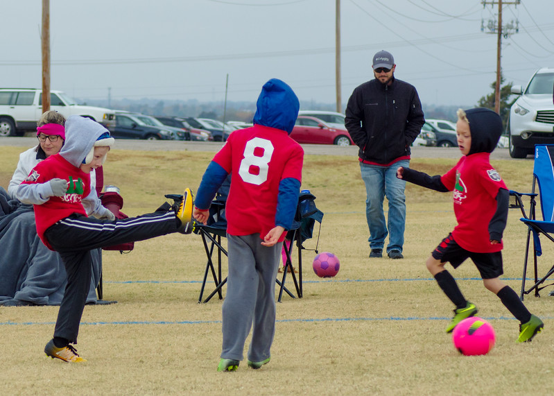 11 11 17 Shin Kickers Game 11 11-40