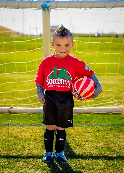 11 12 16 Shin Kickers Game 8-Gerardo