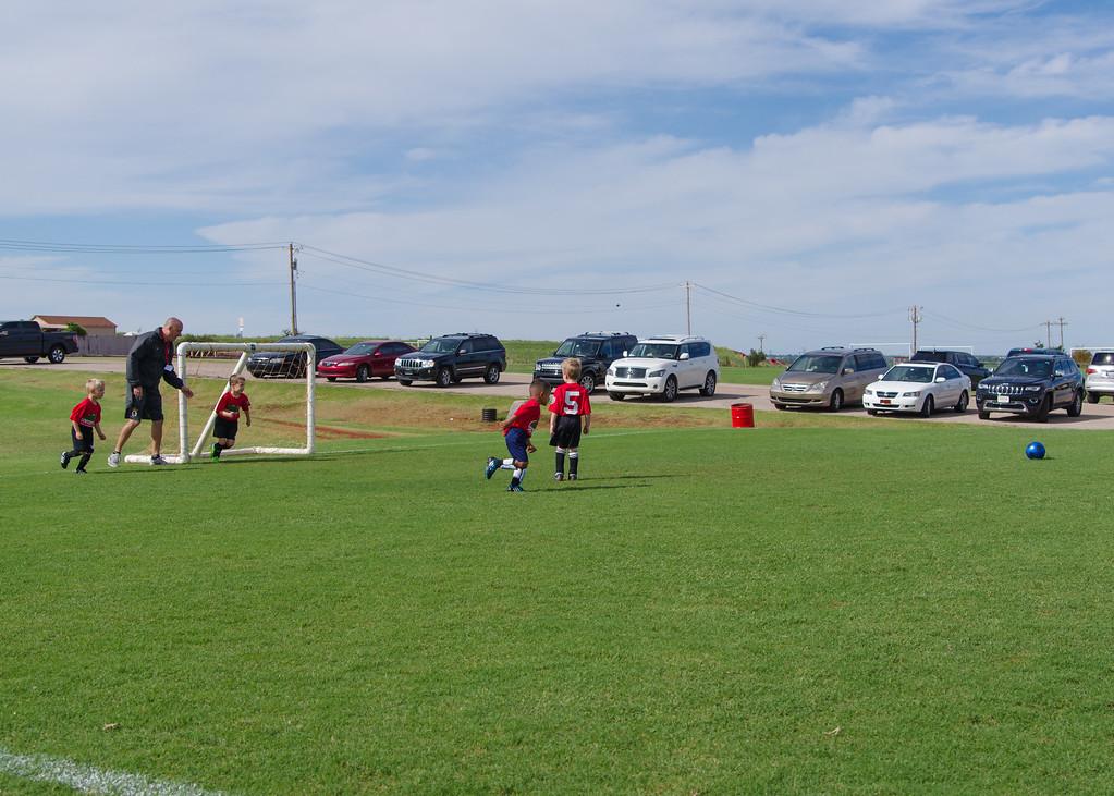 Shin Kickers Game 1-10