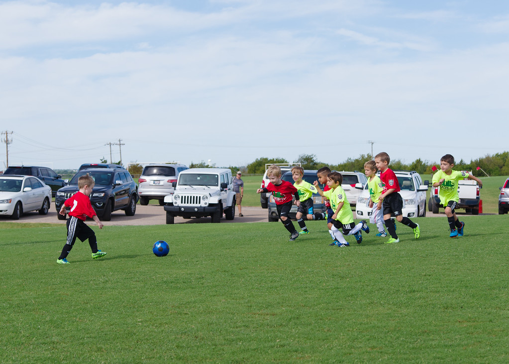 Shin Kickers Game 1-3