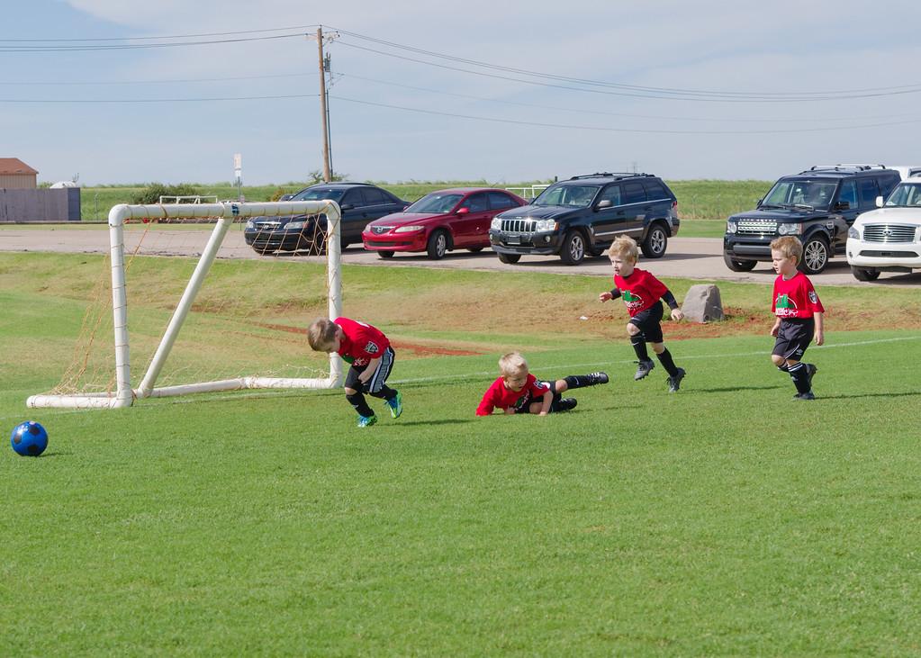 Shin Kickers Game 1-12