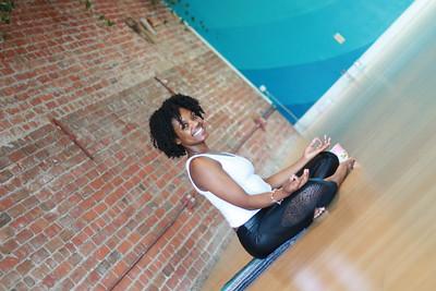 Yoga Portrait - Arie
