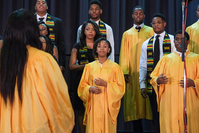 Piney Woods School Commencement Ceremony 2016