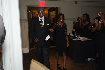 St Luther MBC retirement dinner of Rev. Charles E. Polk, Sr.