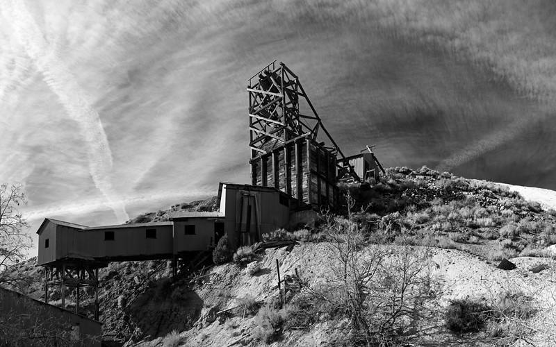 Yellow Jacket Mine/Gold Hill