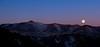 Moon over Virginia City
