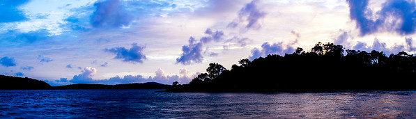 Fluffy white Cumulus cloud in blue sky. Australia.