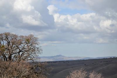 Burshy Peak on the horizon.